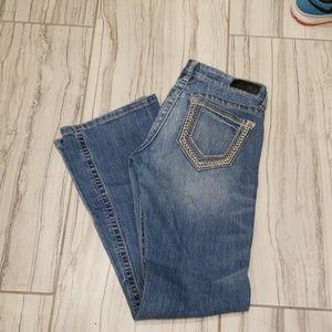 Womens daytrip leo jeans